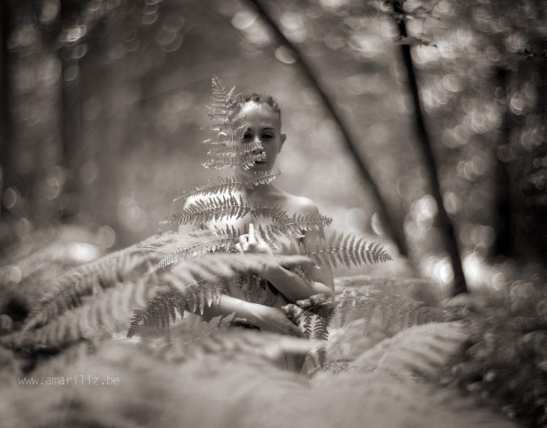 Valentina in the Woods, 23/07/18, © Amariliz Photography - Guido Van Damme - 2018